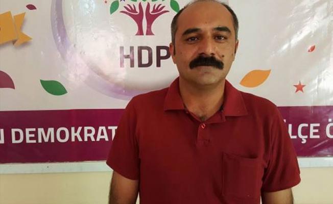 HDP Milletvekili Berdan Öztürk serbest bırakıldı