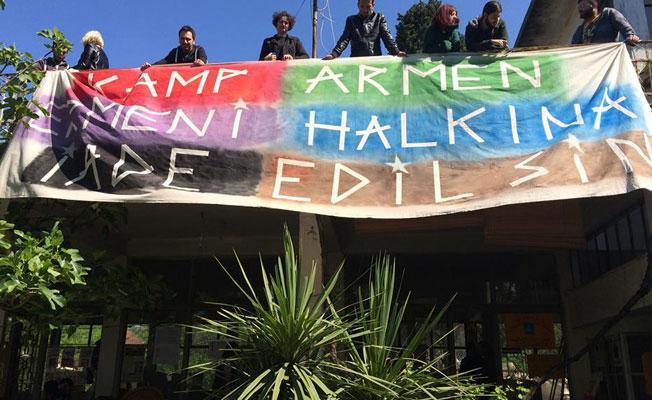 Kamp Armen yeniden yapılacak