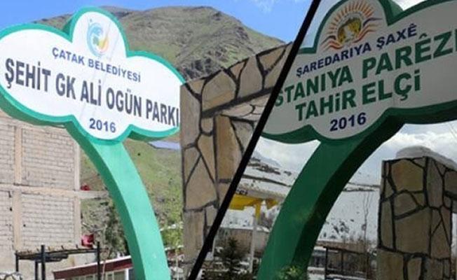 Türkan Elçi: Bölge halkının gönlünü fethetme yönündeki çalışmalarında kayyıma başarılar