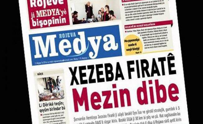Kürtçe yayın yapan Rojevamedya'ya erişim engeli