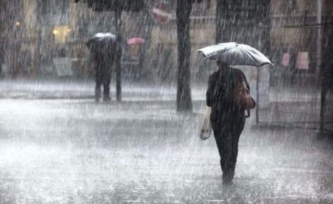 Meteoroloji'den İstanbul ve Ankara için yağmur uyarısı