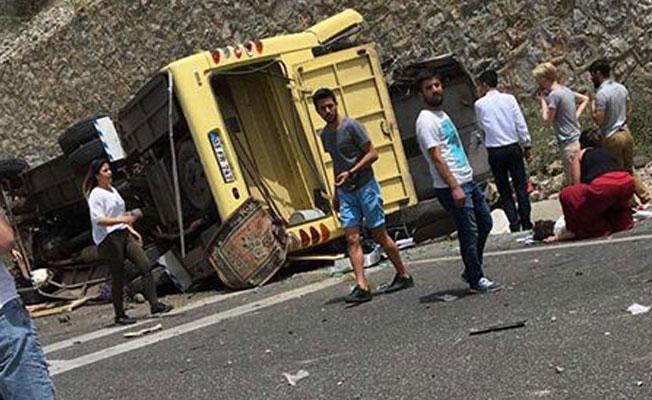 Muğla'daki kazada yaşamını yitirenlerin kimlik bilgileri açıklandı