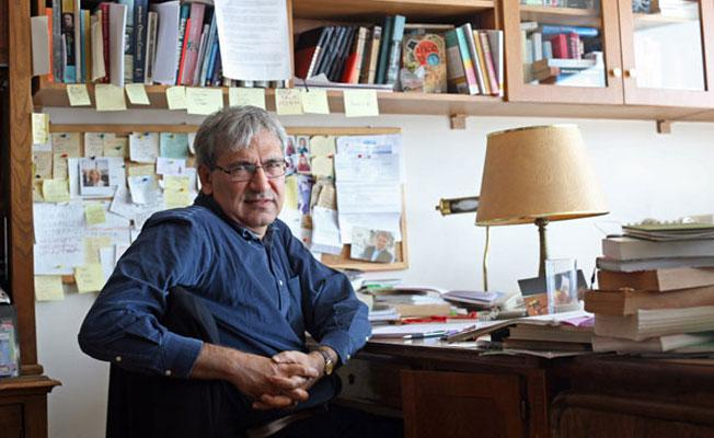 Orhan Pamuk: Altı yıl çalışıp roman yazıyorsun, ilk soru Erdoğan oluyor