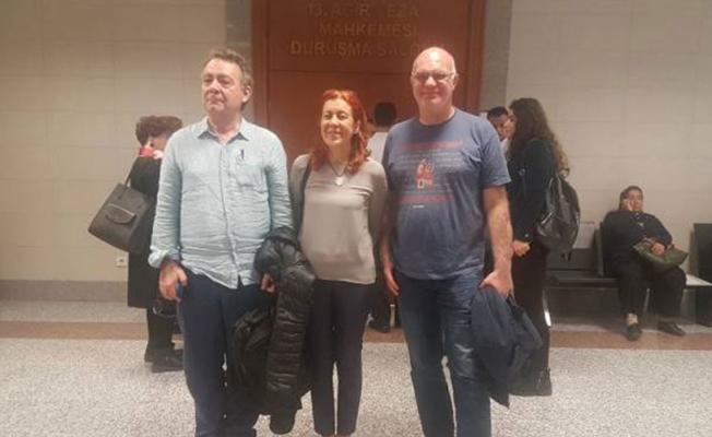 Özgür Gündem davası: Murat Çelikkan ve Beyza Üstün'e ceza