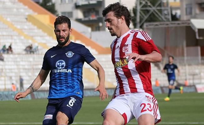 Sivasspor ve Yeni Malatyaspor Süper Lig'i garantiledi