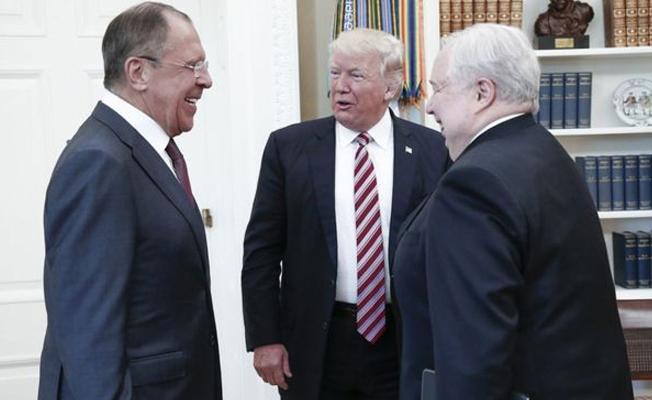 Trump, Rusya'yla gizli bilgi paylaşımını doğruladı