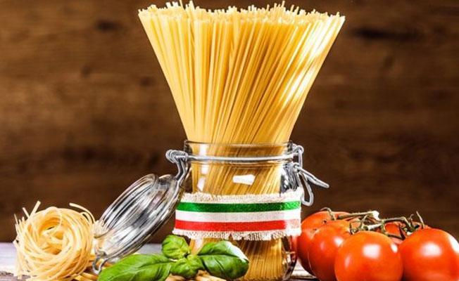 Türkiye'de üretilen 1000 ton makarnaya İtalya'da el kondu