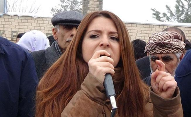 Tutuklu HDP'li vekil Burcu Çelik çocuğunu yanına istedi