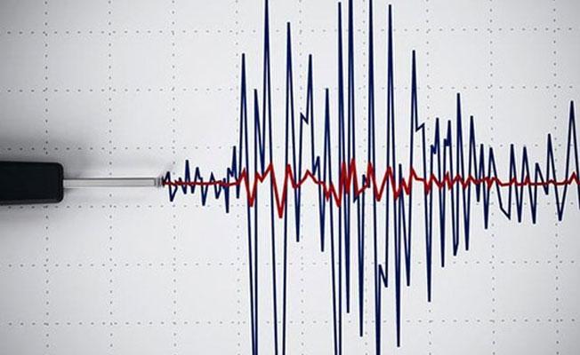 Ege'de  6.3 şiddetinde deprem!