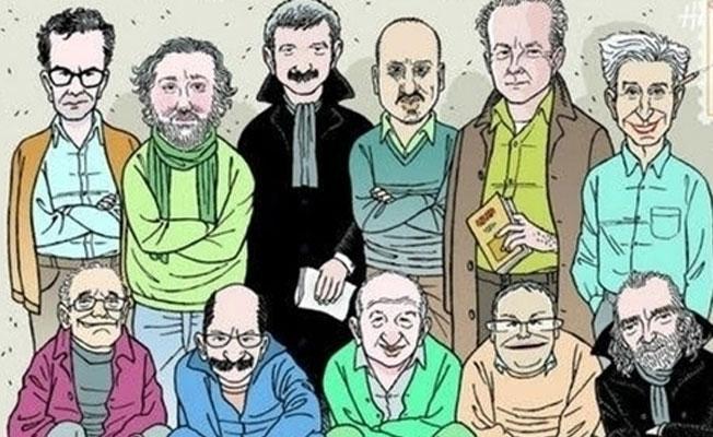 AİHM'ye 'Tutuklu 'Cumhuriyet'çilere öncelik verin' başvurusu