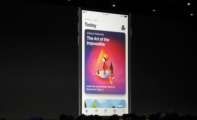 Apple, App Store'u tamamen yeniledi