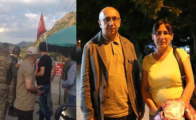 Tunceli Valiliği, aracı aranmak istenen HDP'li Önlü hakkında soruşturmabaşlattı