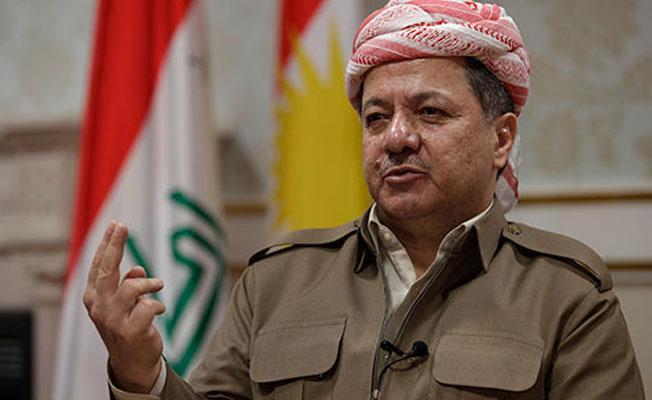 Barzani: Bağımsızlığımız için bedel ödemeye hazırız