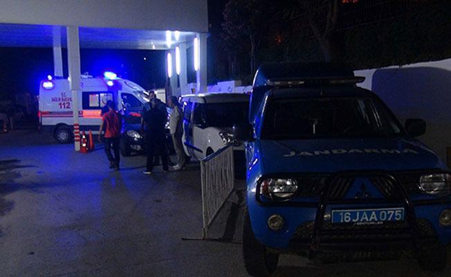 Bursa'da 10 asker zehirlendi