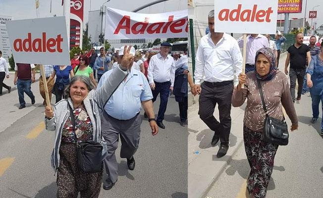 CHP İzmir'den de 'Adalet Yürüyüşü' başlatıyor