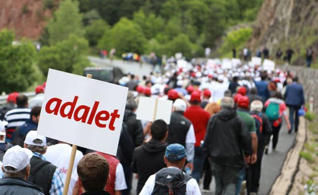 CHP'den HDP'ye davet: 'Adalet Yürüşüyü'nde sizleri aramızda görmek isteriz