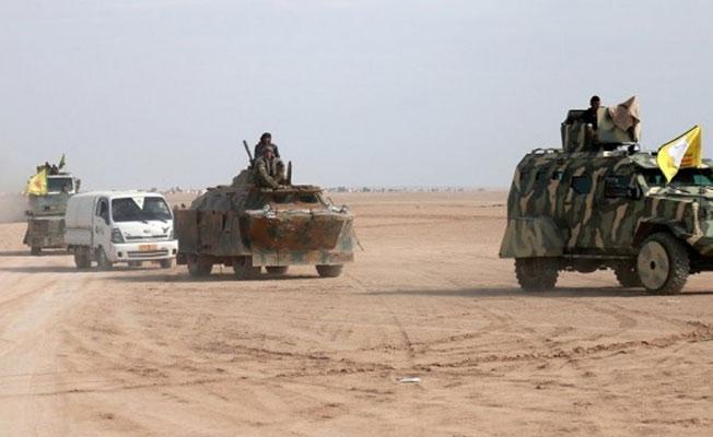 Demokratik Suriye Güçleri: Suriye rejimi saldırıları sürdürürse misilleme hakkımızı kullanırız