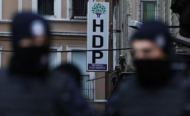 DTK, HDK, TJA, DBP ve HDP operasyonu: Gözaltında darp iddiası