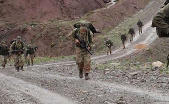 Elazığ'da çatışma: 1 asker hayatını kaybetti