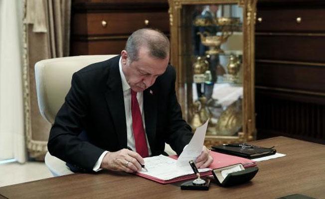 Erdoğan, Katar'a askeri üs kurulması için imzalanan anlaşmaları onayladı