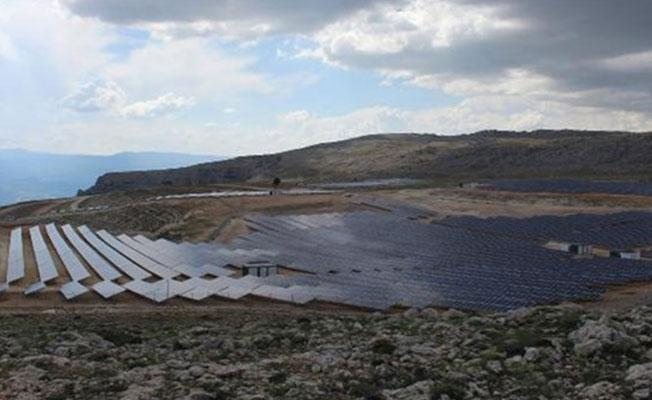 Ermenek'e güneş enerji santrali