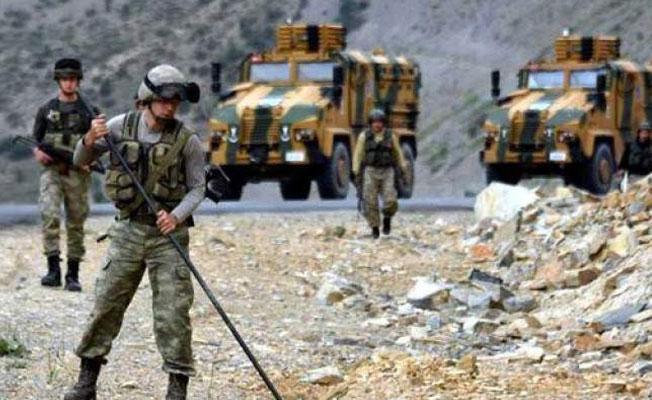 Uludere'de askeri araca saldırı: 3 asker hayatını kaybetti