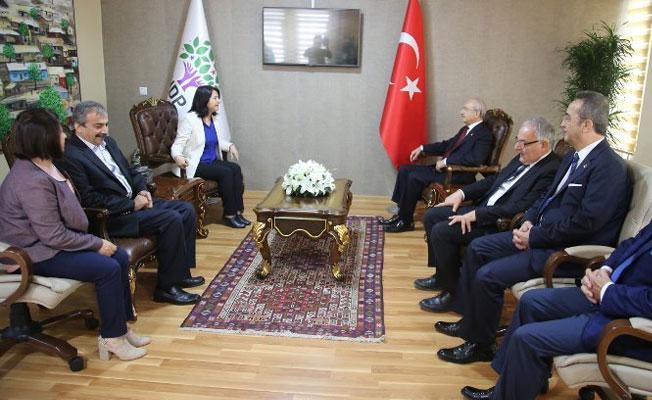HDP'den Kılıçdaroğlu'na: Demirtaş'ı ziyaretiniz anlamlı olur