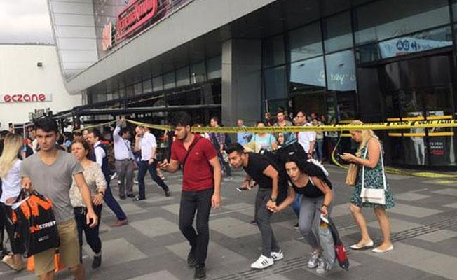 İstanbul'da bir AVM'de bomba ihbarı