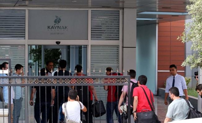 Kaynak Holding soruşturmasında 34 kişi tutuklandı