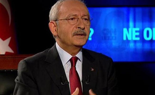 Kılıçdaroğlu: Artık sabredecek bir şey kalmadı, gerekirse tek başıma yürürüm