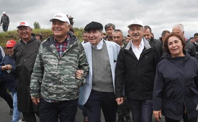 Kılıçdaroğlu: Haklarımı bana lütuf olarak hatırlatıyorsa ben de ona diktatörlüğünü hatırlatıyorum
