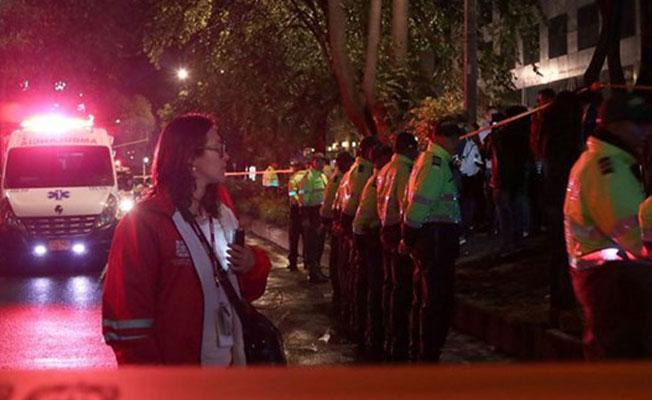 Kolombiya'da patlama: Ölü ve yaralılar var