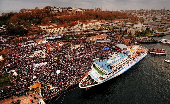 Mavi Marmara tazminatını ailelere vermeyen Maliye Bakanlığı: Sebepsiz zenginleşme