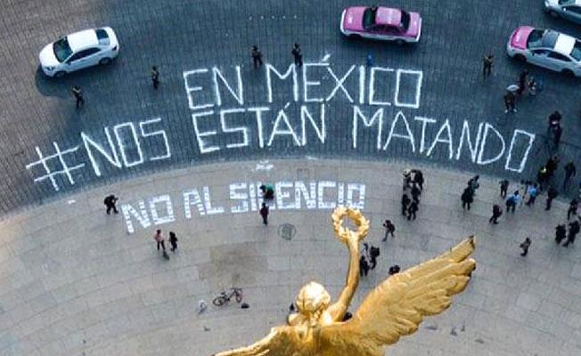 Meksika'da bir gazeteci daha öldürüldü