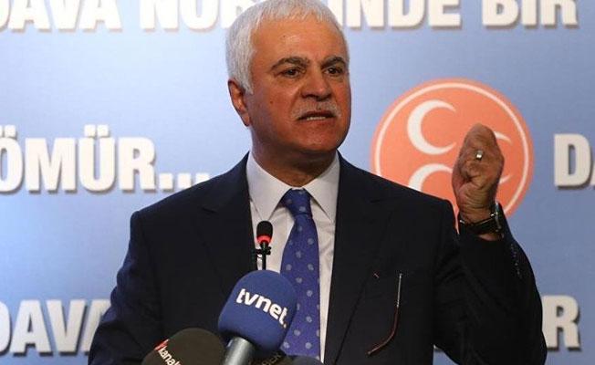 MHP'li muhaliflerde yeni parti açıklaması