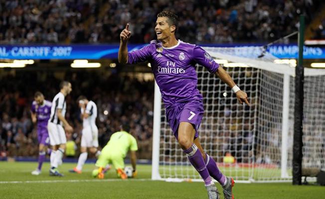 Real Madrid, 2. kez Şampiyonlar Ligi şampiyonu oldu