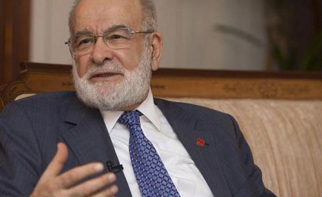 Saadet Partisi 2019'da Temel Karamollaoğlu'nu çatı aday olarak önerecek