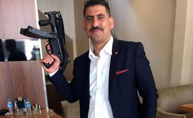 Silahlı paylaşım yapan AKP yöneticisi gözaltına alındı