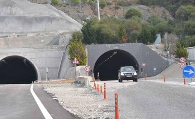 Şirket tünelden ücretsiz geçirmedi, ambulans dağ yolundan gitti