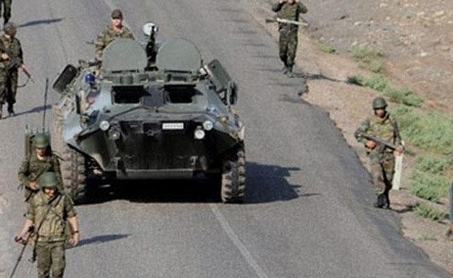 Şırnak'ta çatışma: Asker ve korucular yaralı