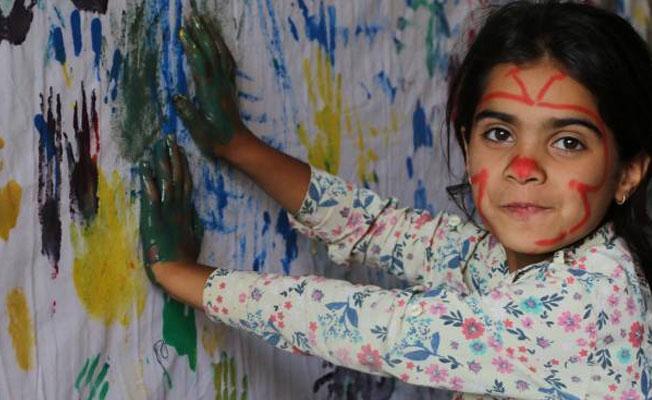 Sur'un çocuklarıyla dayanışma: Çocukları sokaklardan koparmak hapsetmektir