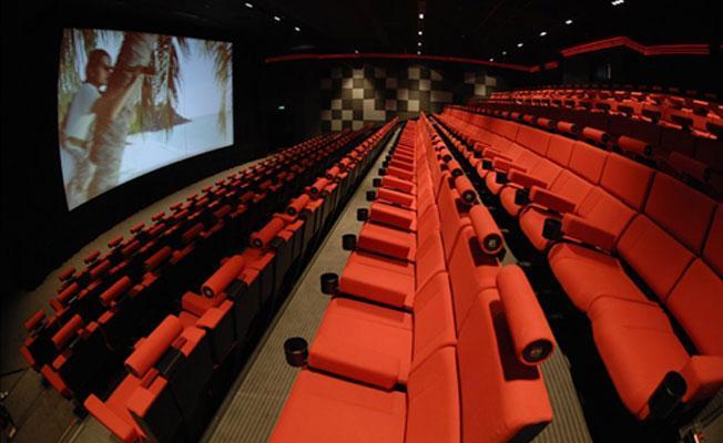 Türkiye'de sinema salonu olmayan il sayısı yediye yükseldi