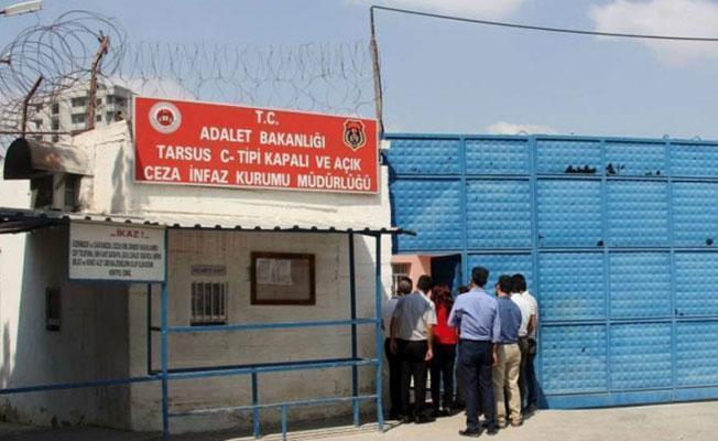 Tarsus Cezaevi'nde tutuklular açlık grevine başladı