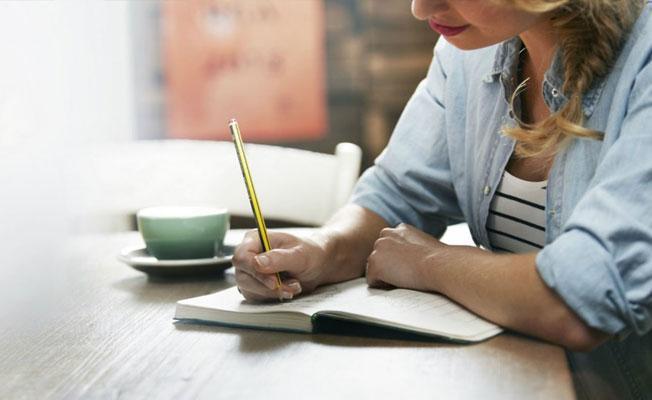 Yazmanın iyileştirici etkisi
