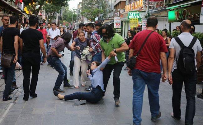 Açlık grevinin 45. gününde Esra Özakça gözaltına alındı