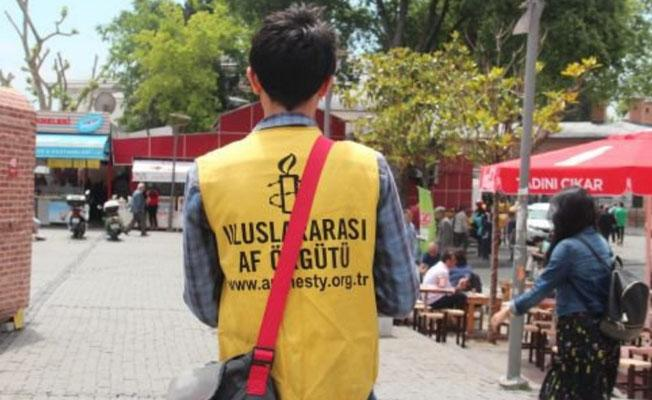 'Türkiye'de baskıların hedefiyiz' diyen Af Örgütü'nden eylem kararı
