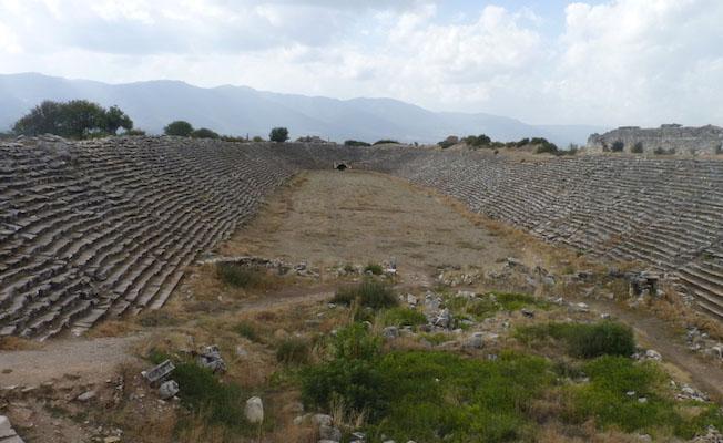 Afrodisias Antik Kenti Unesco Dünya Mirası Kalıcı Listesi'ne girdi