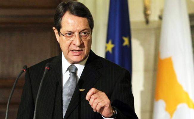 Anastasiadis Kıbrıs görüşmelerinin sonuçsuz kalmasından Türkiye'yi sorumlu tuttu