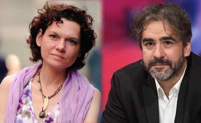 Aslı Erdoğan ve Deniz Yücel'e basın özgürlüğü ödülü