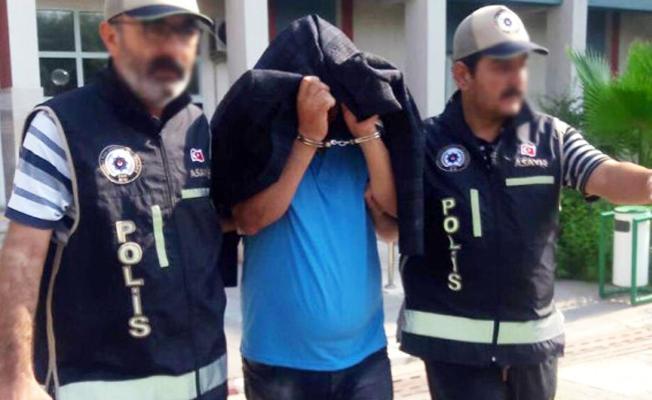 Aydın'da 82 yaşındaki kadını darp ederek altınlarını çalan polis çıktı